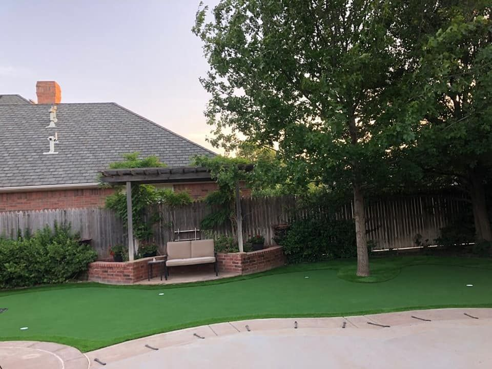 Golf Green   Outdoor decor, Patio, Artificial turf