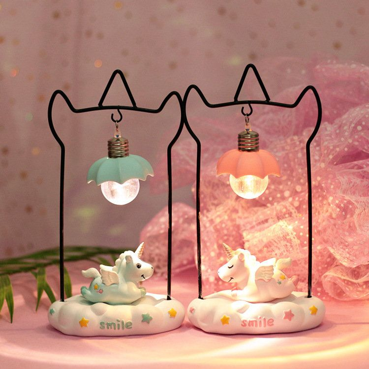 Molang Bedroom Lamp Night Led Light Kid Bed Room Camping Cute Mood Decor Ebay Mood Lamps Cute Night Lights Bedroom Lamps