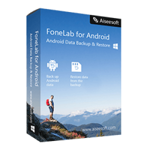 100% Software Giveaway on FoneLab Android Data Backup