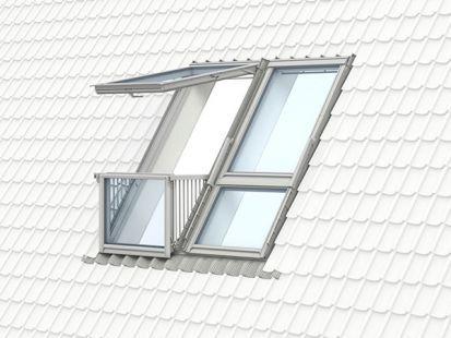 Inovovaný strešný balkón pre nové perspektívy