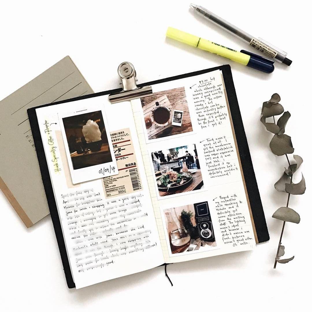 1 137 Likes 10 Comments Nadia Lettersinnovember On Instagram First Day Of April Well Spent Wi Libros De Recuerdos Cuaderno De Viajes álbum De Recuerdos