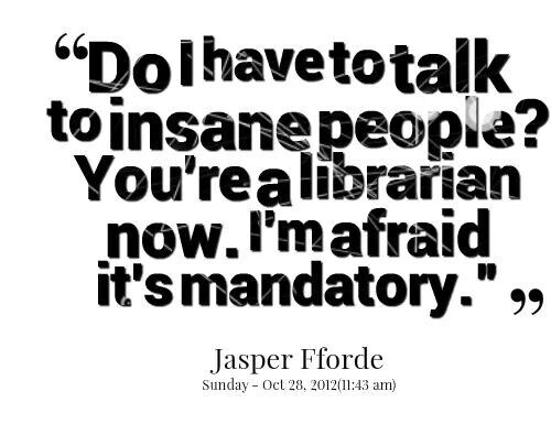 Have You Read A Thursday Next Book By Jasper Fforde If Not