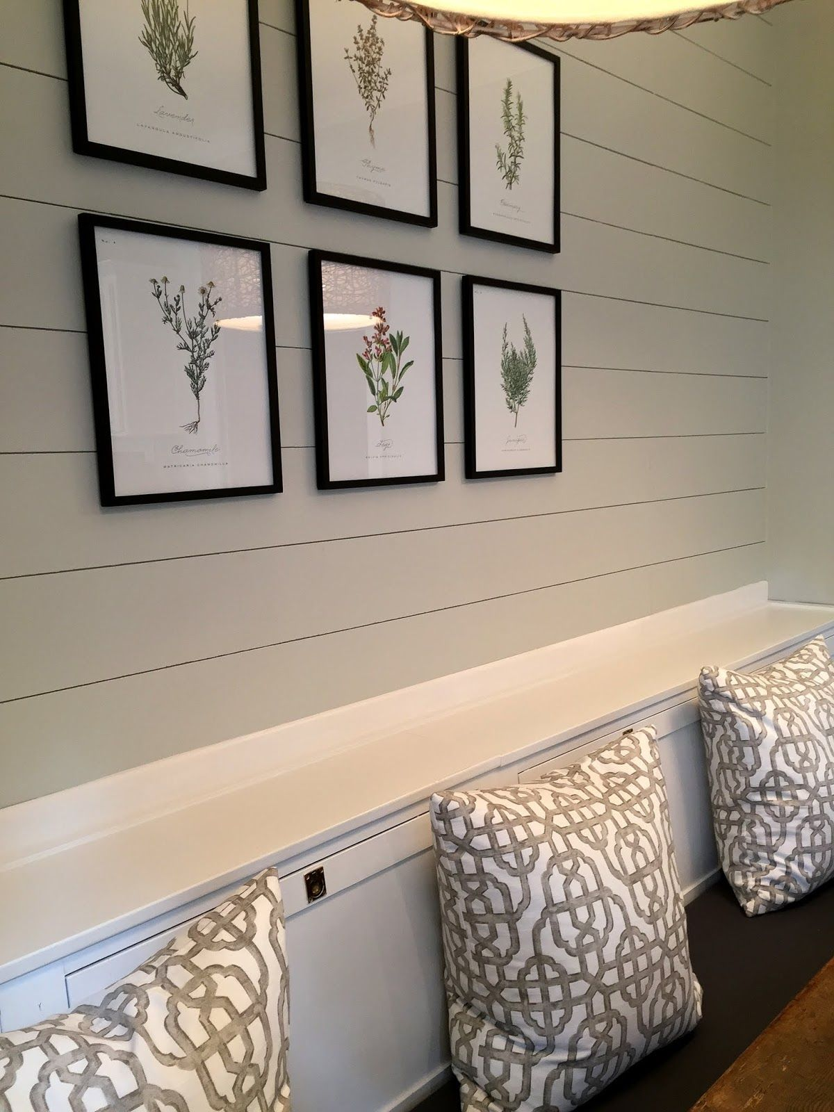 Cottage and vine free botanical prints from a daily for Dining room artwork prints