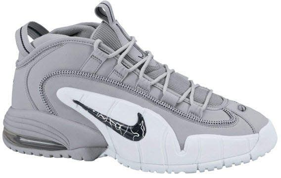finest selection 0db7b 84034 Nike Penny 1 Wolf Grey (2011)