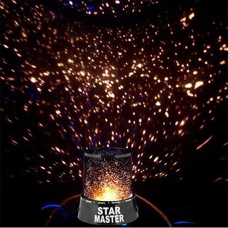 Star Projector Light, Black - Walmart.com