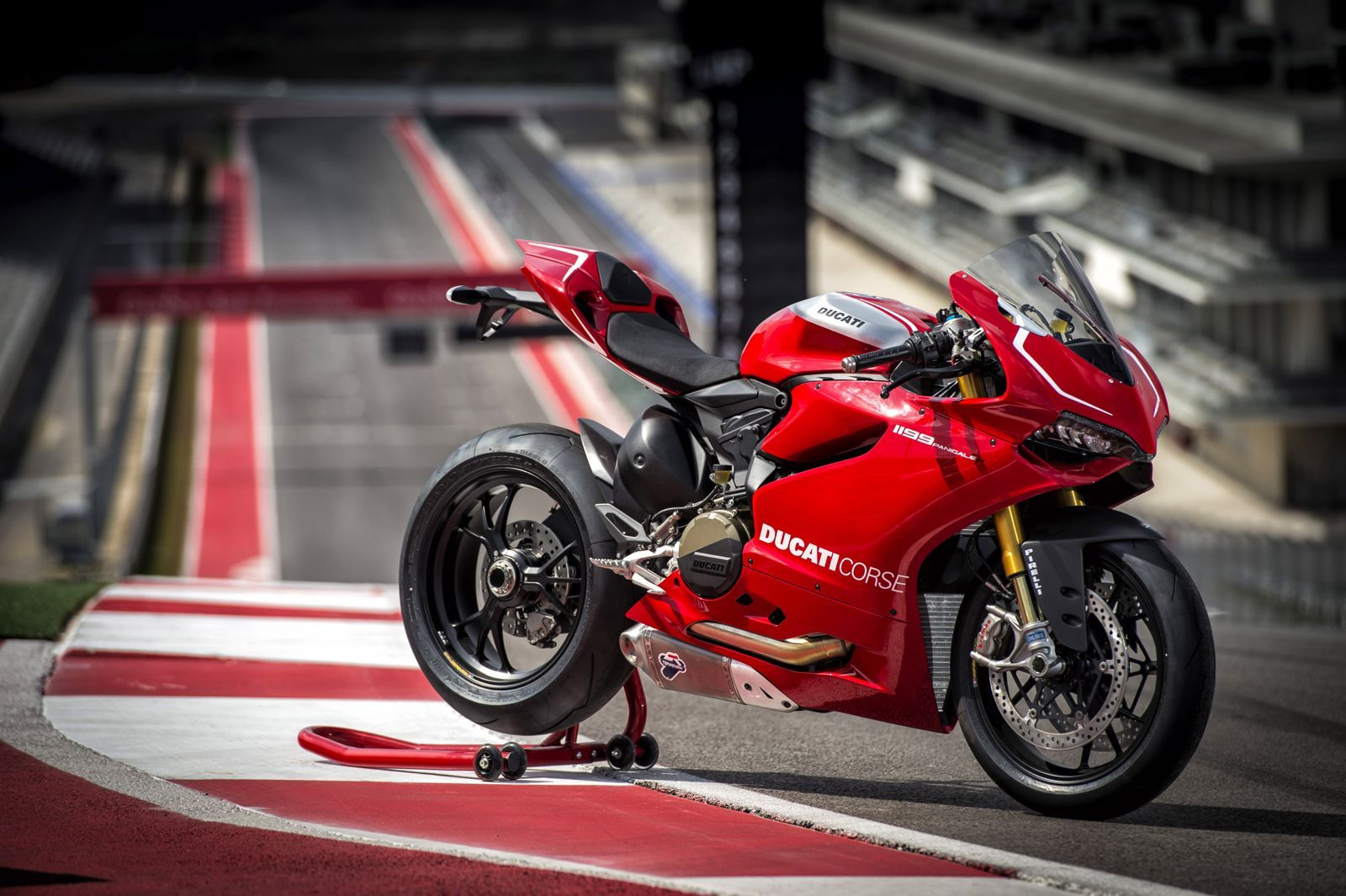 Ducati Rumoured To Be Working On Production V4