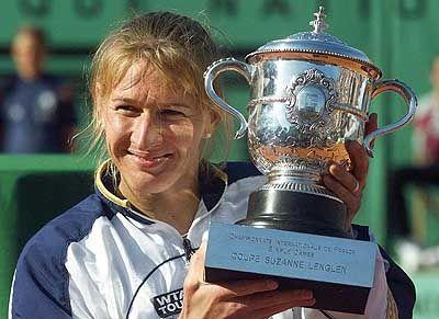 Slam Tennis Steffi Graf Photo Gallery Steffi Graff Mode Et Beaute Roland Garros