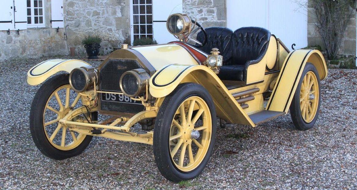 """1911 Marion Model 33 """"Bobcat"""" Speedster - (Marion Motor Car Company ..."""