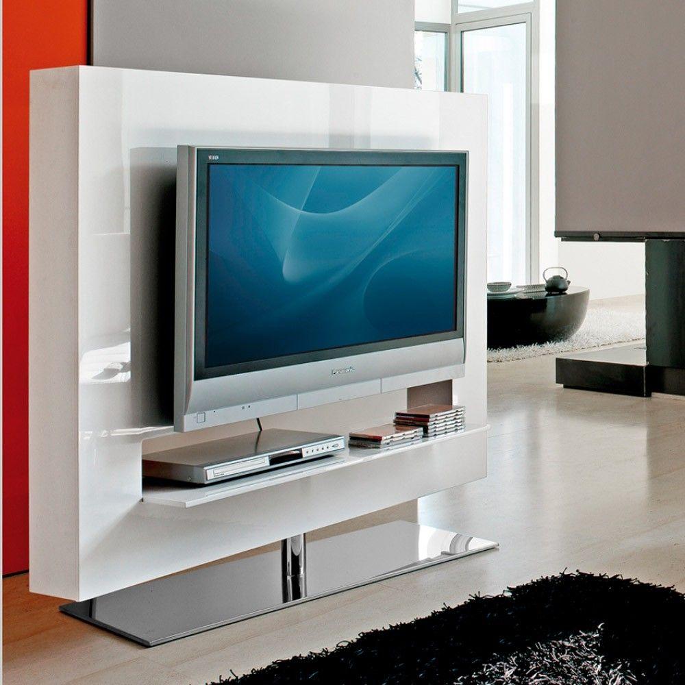 Centro De Entretenimiento Centro De Entretenimiento Aereo  # Meuble Tv Separation