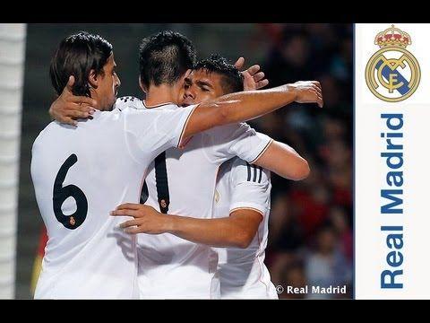 FOOTBALL -  GOLES: Lyon 2-2 Real Madrid - http://lefootball.fr/goles-lyon-2-2-real-madrid/