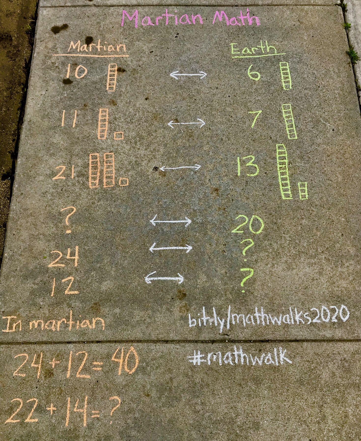 Martian Math Walk Math Math Discussion The Martian [ 1794 x 1470 Pixel ]