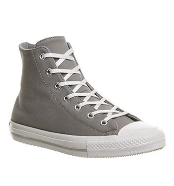6ece385bba7a Converse Ctas Gemma Hi Grey White Exclusive - Hers trainers ...