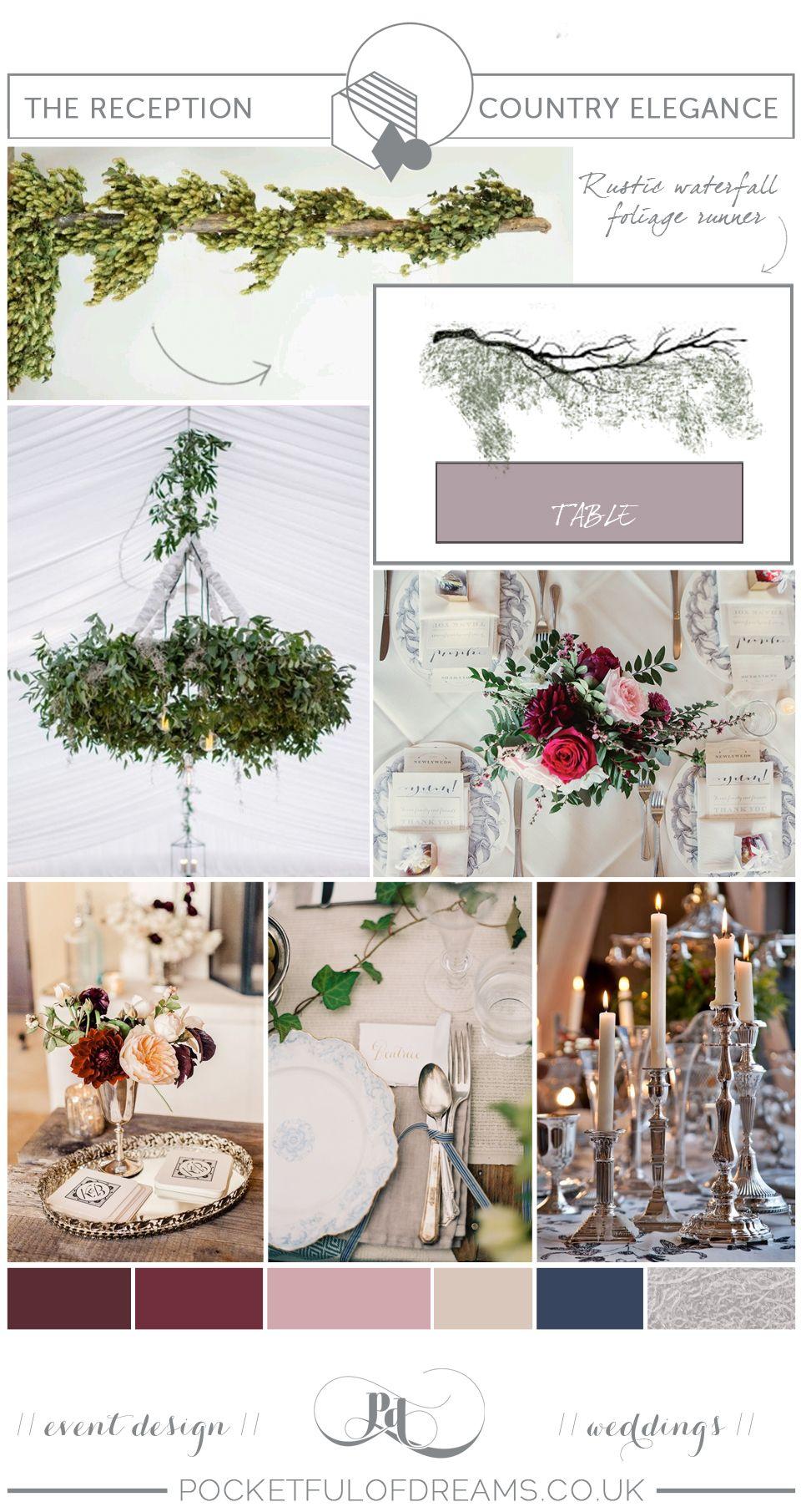 Country Elegance House Wedding Weekend Elegant Luxury