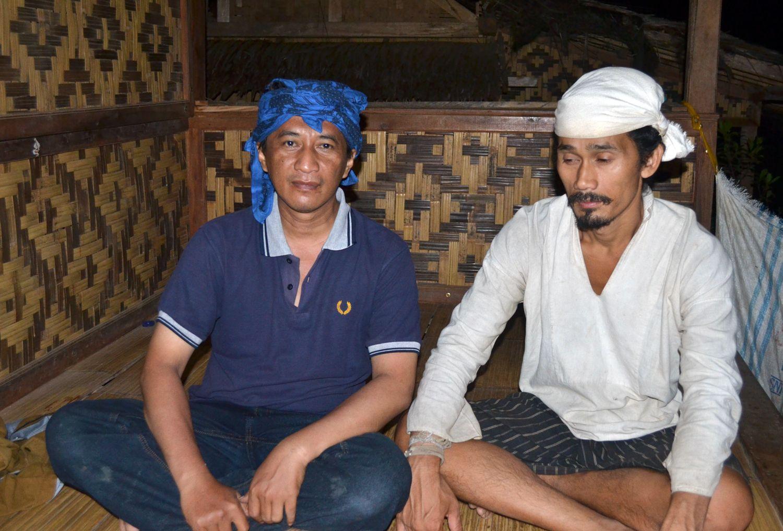 Pakaian Adat Baduy Banten