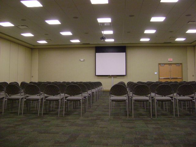 The Lahman Room Located On The 2nd Floor Of The Jo Young Switzer Center Seats Up To 200 Theatre Style And Offers Audio Visual Room 2nd Floor Seating