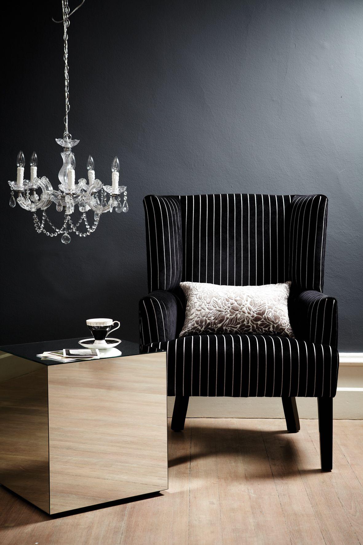 'Dark Indulgence' home's Winter 2013 Collection