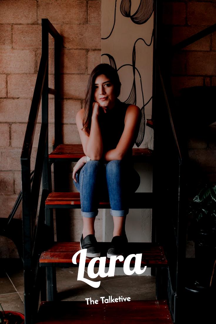 Namensbedeutung Lara