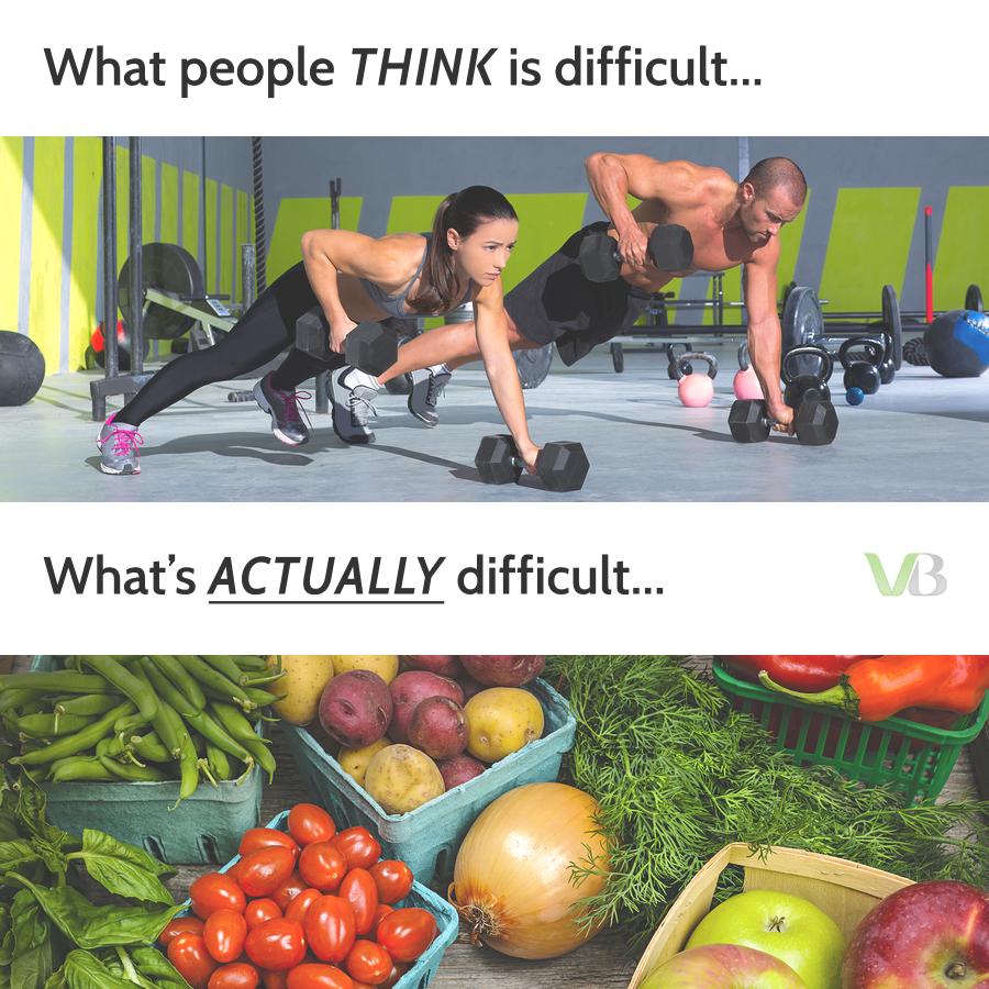 Train Hard, Eat Plants. Check out this plant-based fitness program: https://www.vegetarianbodybuilding.com/v3-bodybuilding/