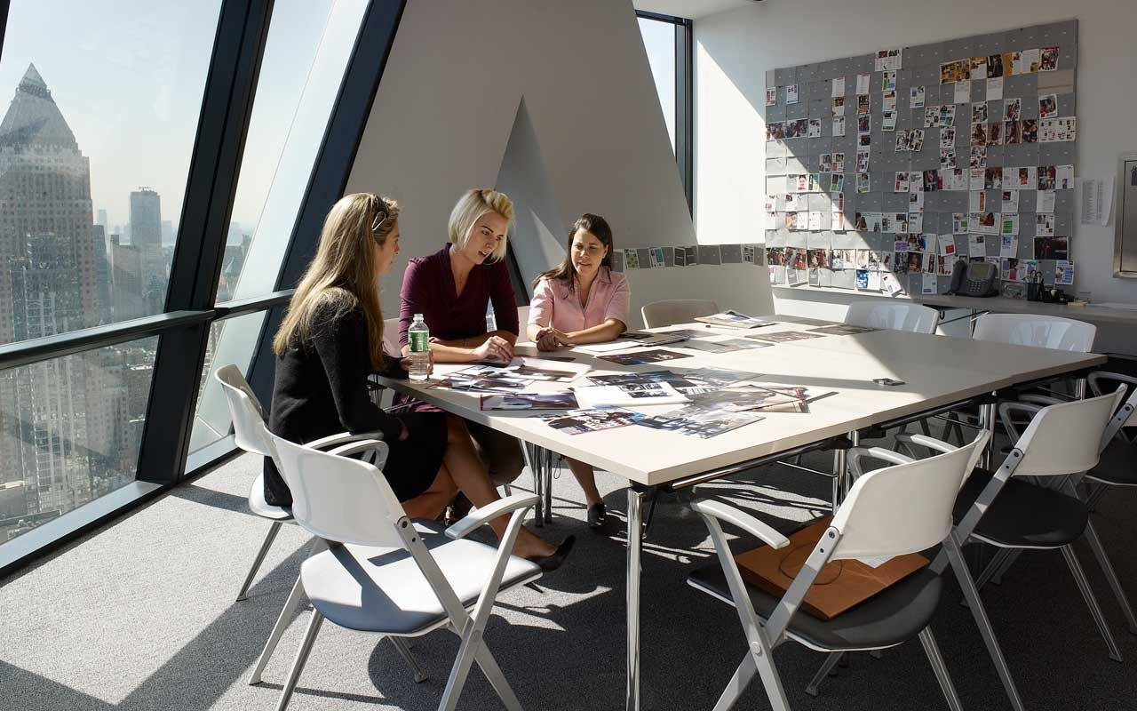 Hearst Tower | Interiors | Design Services | Foster + Partners