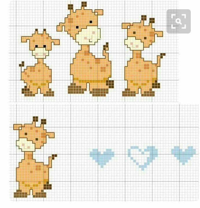 Giraffa puntocroce punto croce pinterest punto croce for Giraffa punto croce