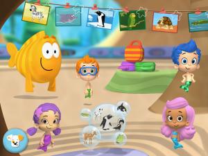 Mama Decoradora Bubble Guppies Png Descarga Gratis Bubble Guppies Bubble Guppies Characters Bubble Guppies Party