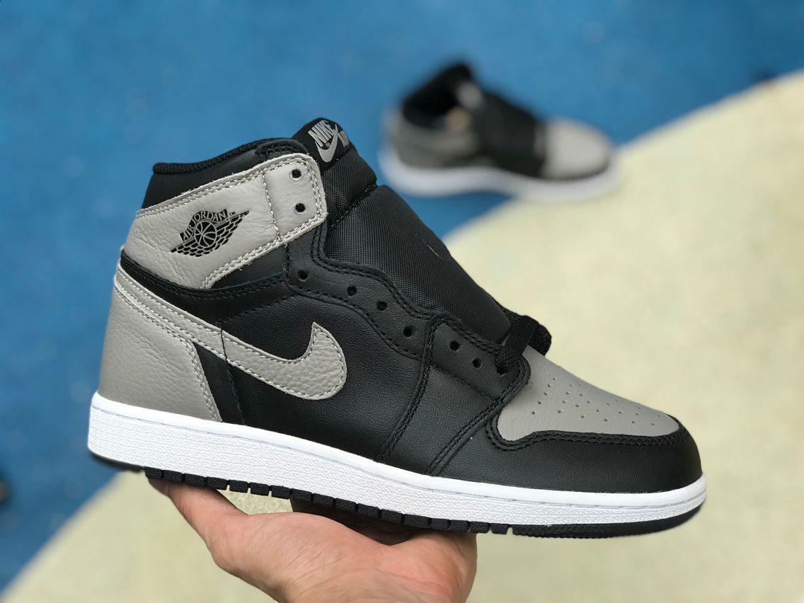 Air Jordan 1 Retro High OG GS Shadow 2018 For Sale 575441
