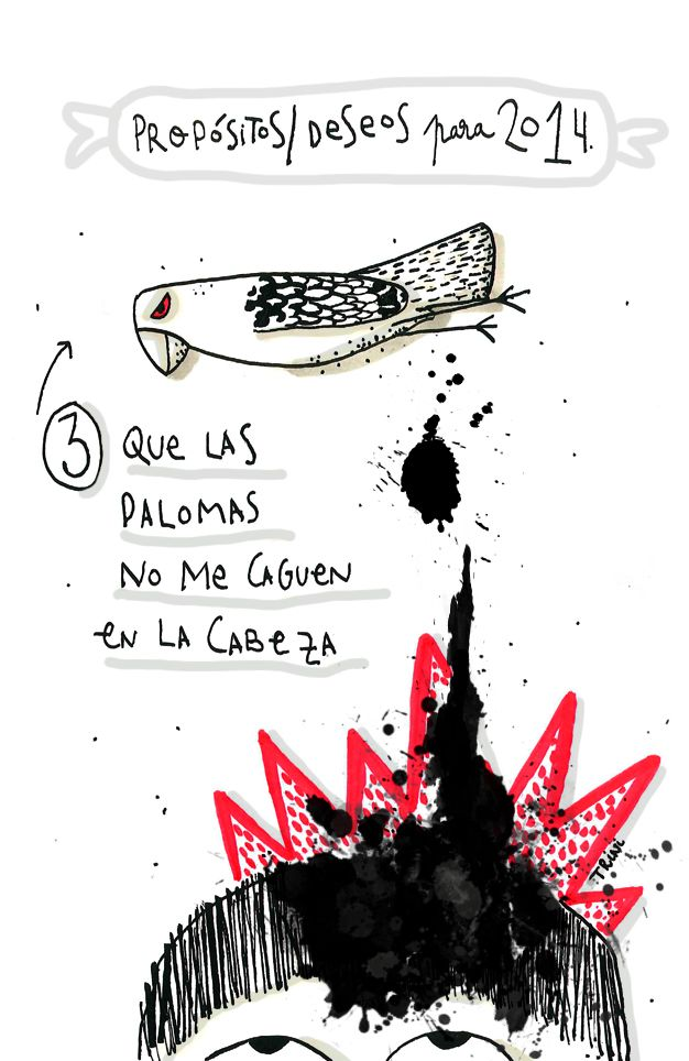 Trinidad García Illustration ////////