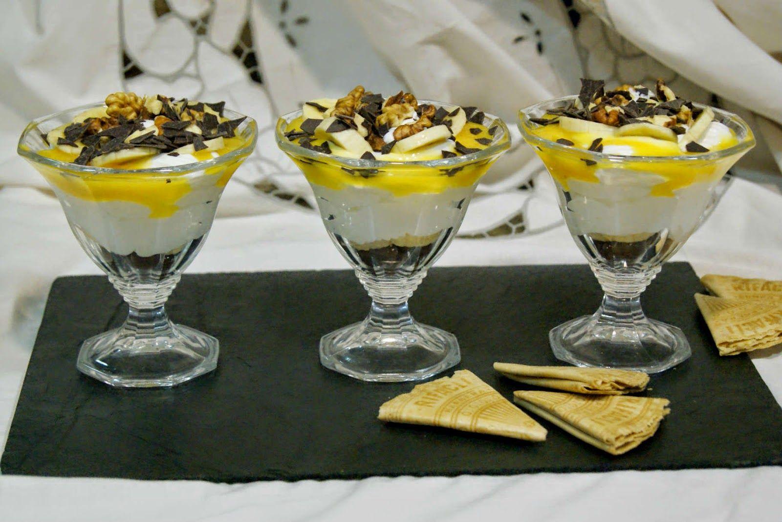 Éxito asegurado! Cocina Copa de nata con nueces y mandarina con esta receta paso a paso y sorprende a tu familia. Recetas fáciles para cocinar rico y variado con poco dinero.