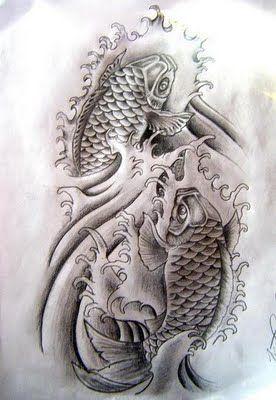 Koi Fish Sleeve Koi Tattoo Design Koi Fish Tattoo Koi Tattoo