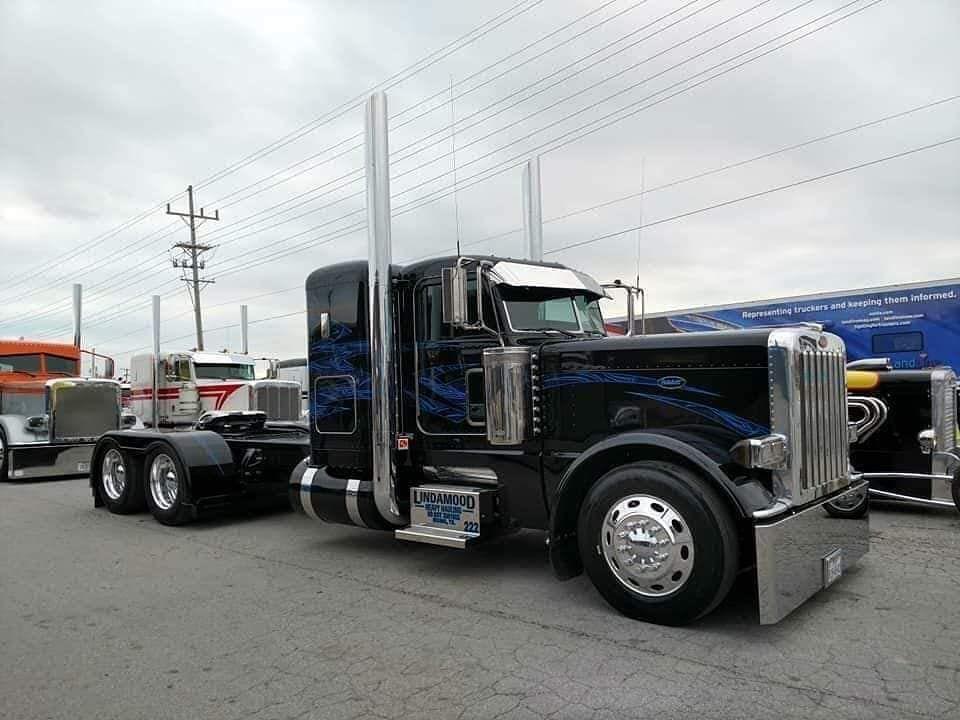 Lindamood Largecar Peterbilt Bigrig Customring Truckporn Petes