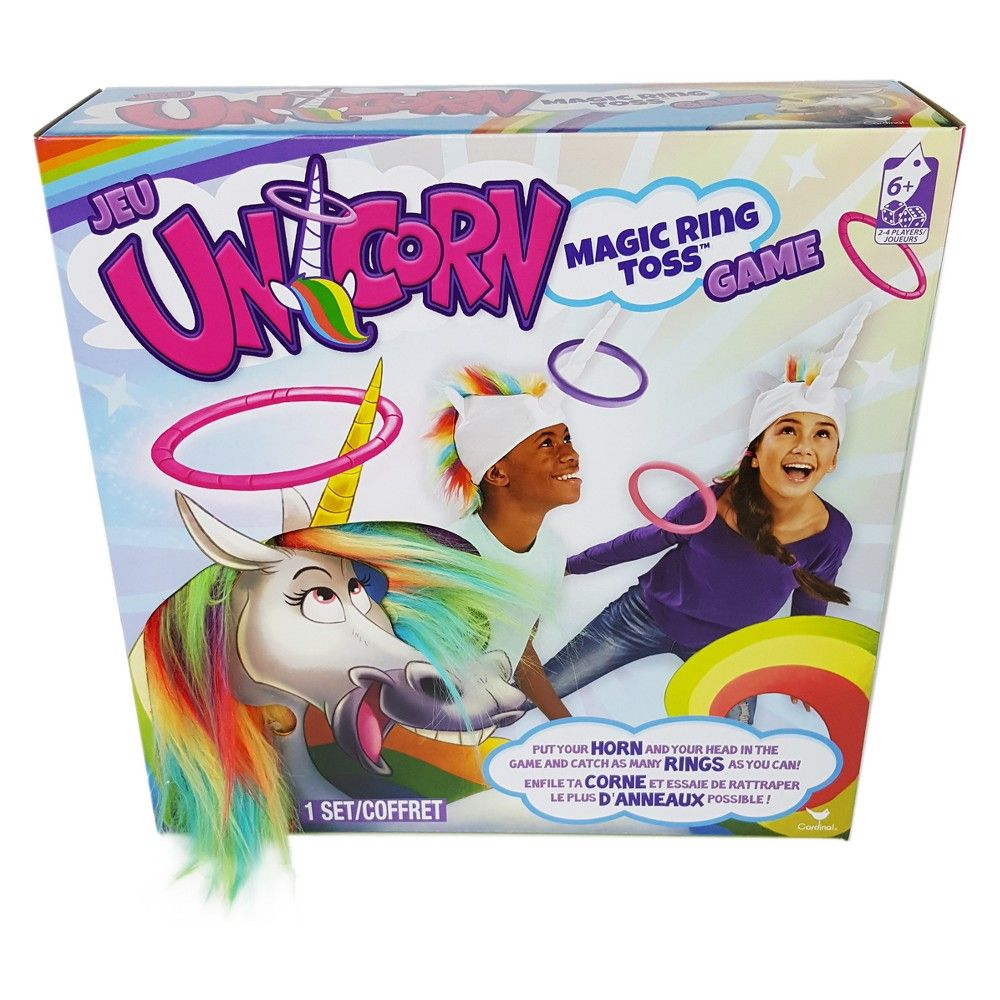 Küchenideen kmart unicorn magic ring toss game  products in   pinterest  ring