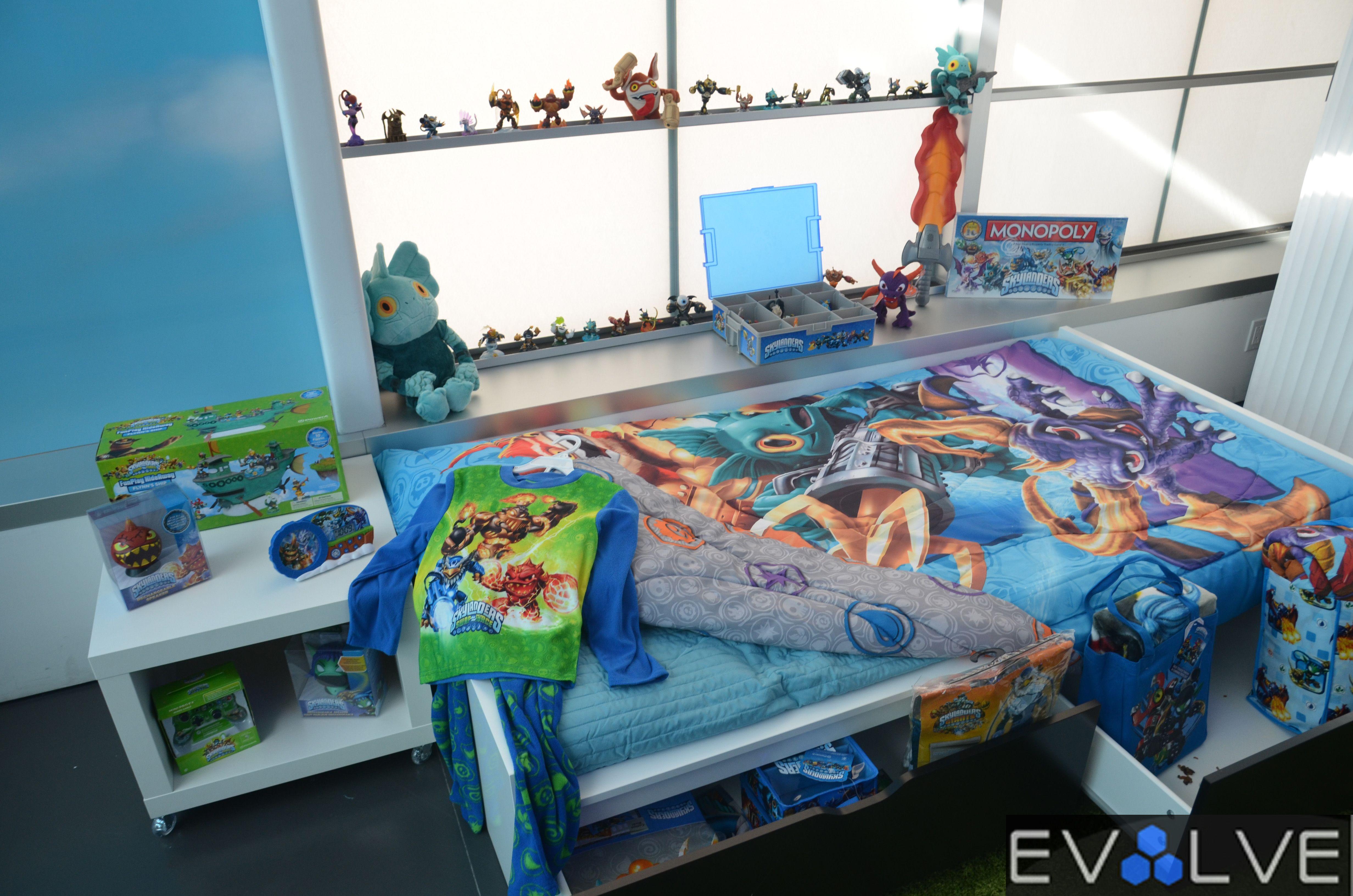 Gentil Skylanders Bedroom Accessories Activision Trap Team