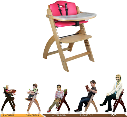 Best 5 Baby Feeding High Chairs In 2019 From Infant And Toddler On Portable High Chair Seats For Sale Baby High Chair Portable High Chairs Wooden High Chairs