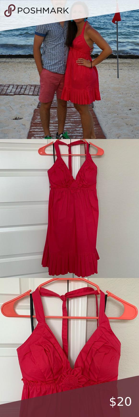 Hot Pink Summer Dress Pink Summer Dress Summer Dresses Beautiful Red Dresses [ 1740 x 580 Pixel ]