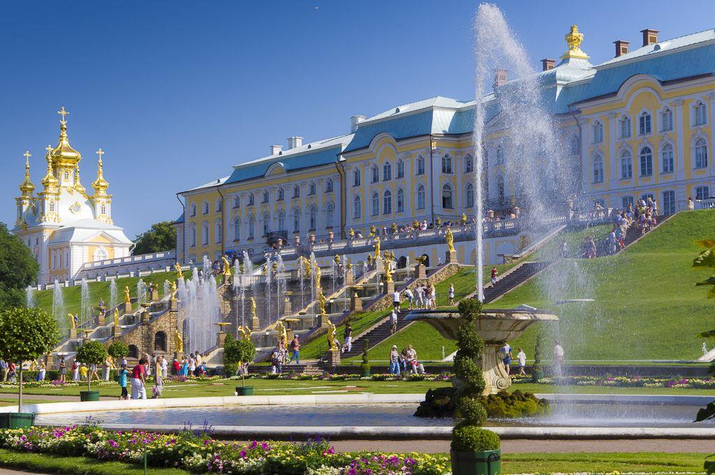 Grand Peterhof Palace9726 - House of Romanov - Wikipedia, the free encyclopedia