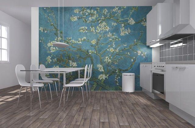 Van Gogh Behang : Van gogh behang google zoeken living room living room room