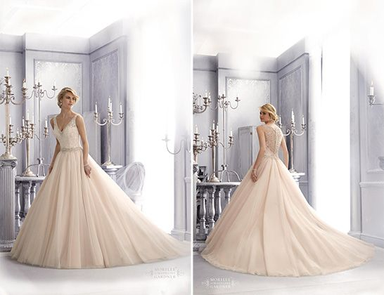 2015 Wedding Gown Trend #3: Ball Gowns - Mori Lee Bridal, style ...
