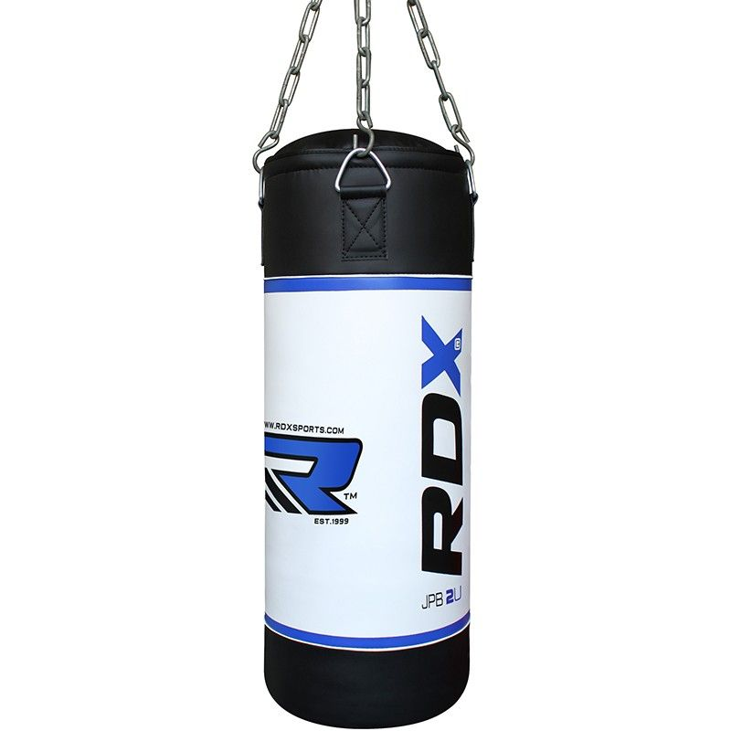 RDX Kids UnFilled Punch Bag Set Boxing Gloves MMA Training Kick Junior child CA