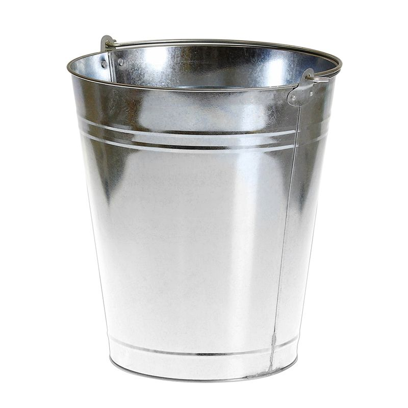 Pinnacle 10l Metal Bucket Metal Bucket Metal Bucket