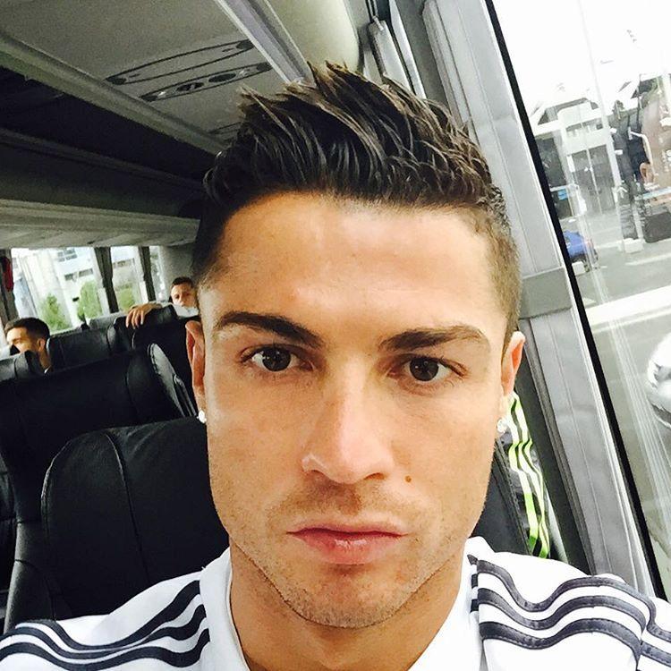 Selfie Ronaldo