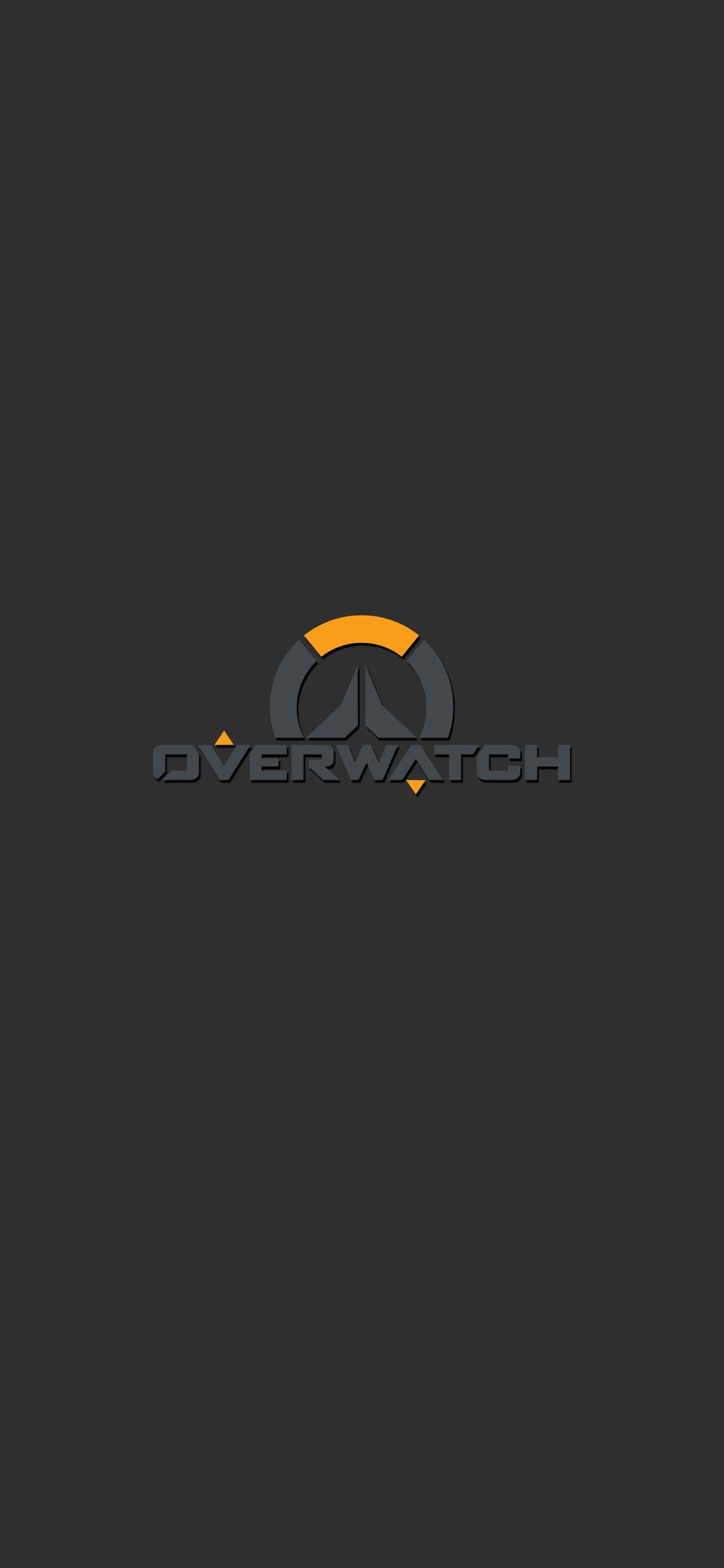 Overwatch Logo Wallpaper Mobile Wallpaper Overwatch Wallpapers Overwatch