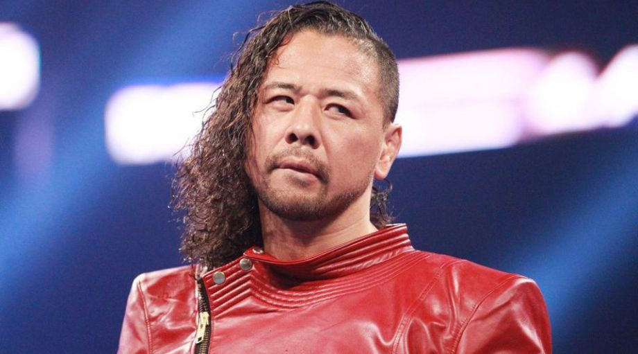 Should Shinsuke Nakamura Win The Wwe Championship Wwe Pictures