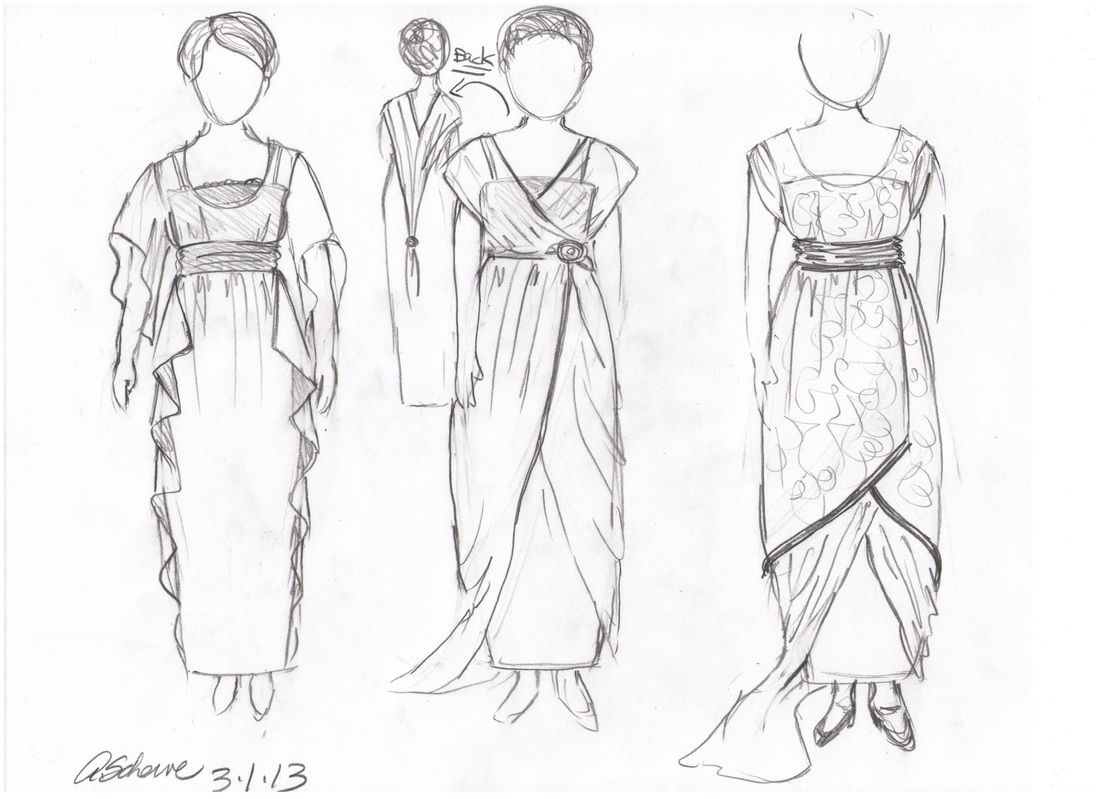 Construction details for the new Simplicity #1517 pattern