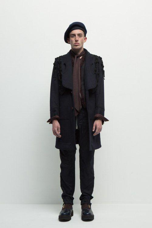 The Soloist FW16.  menswear mnswr mens style mens fashion fashion style campaign lookbook thesoloist
