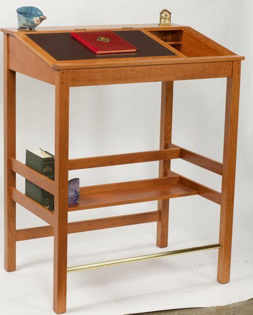 Thomas Jefferson Stand Up Desk Standing Treadmill