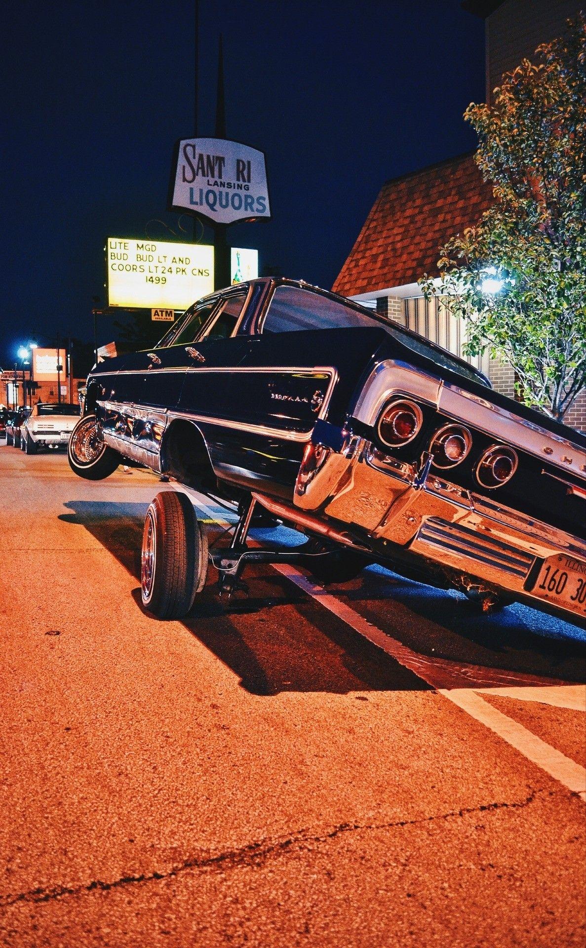Pin By Don Espinoza On Lowriders Lowriders Hydraulic Cars 64 Impala Lowrider