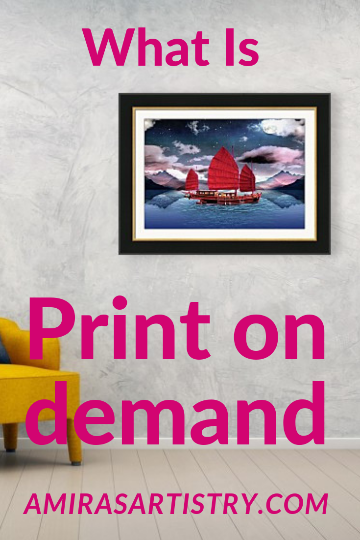 Are You Considering Starting Your Own Drop Shipping Business Selling Art Online Sell Art Prints Art For Sale Online
