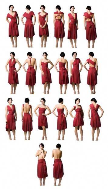 7f3645ee9 1001 modelos de vestido em 1 só  Conheça o vestido multiformas que permite  looks variados com uma única peça!