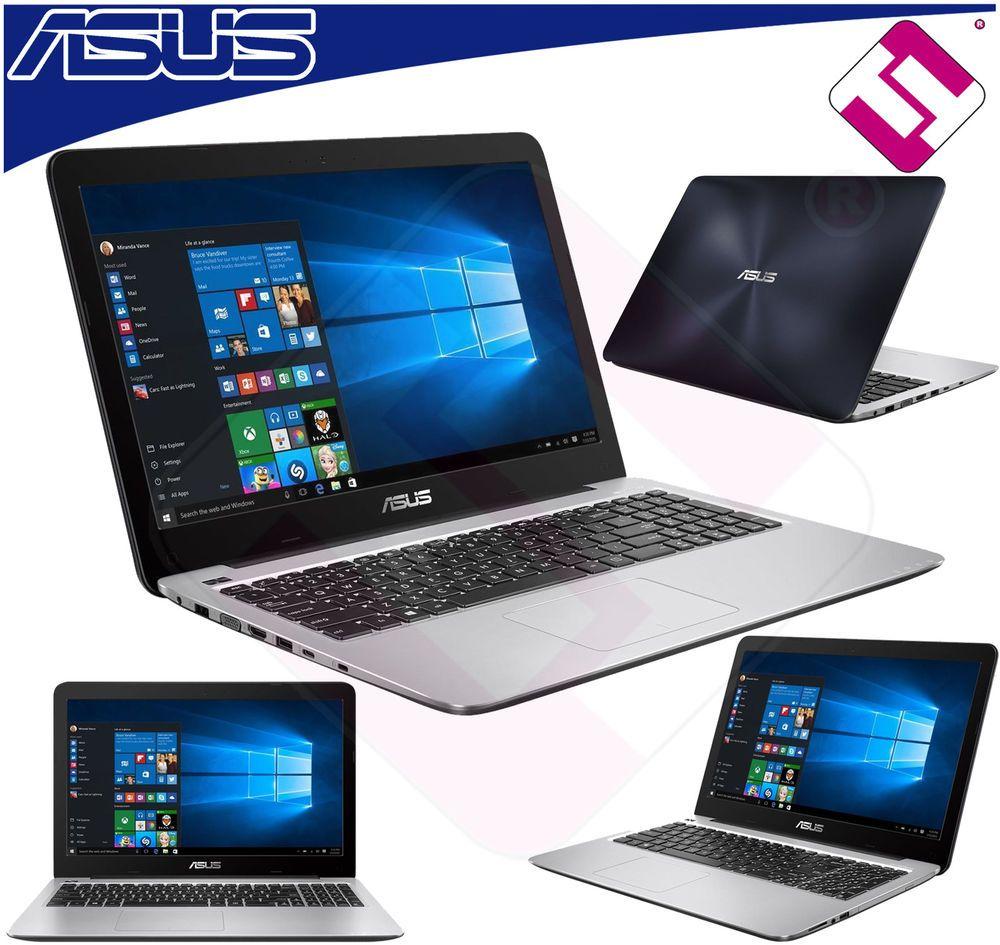 Portatil Asus X556uj Xo001t Core I7 W10 6500u 8gb Ddr3 Hdd 1tb