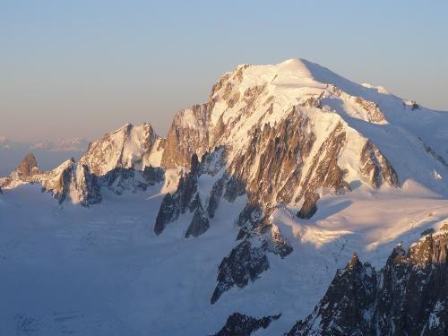 Mont Blanc Arete Des Bosses 3 Monts Bionnassay France Chamonix Mont Blanc Lac